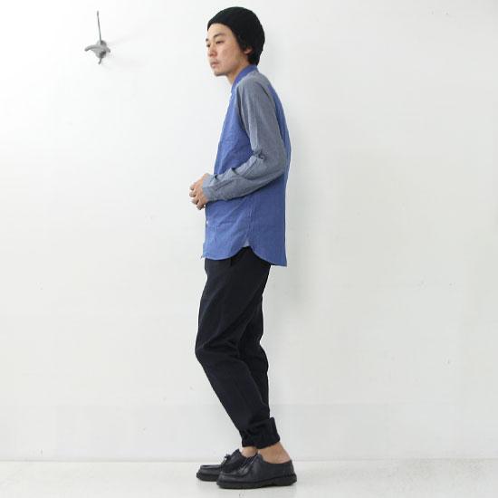 KESTIN HARE(ケスティンエア) WOVEN TRACK PANT 『IBIS TRACK PANT』