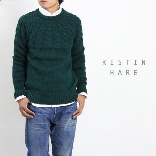 KESTIN HARE(ケスティンエア) FIELD KNIT