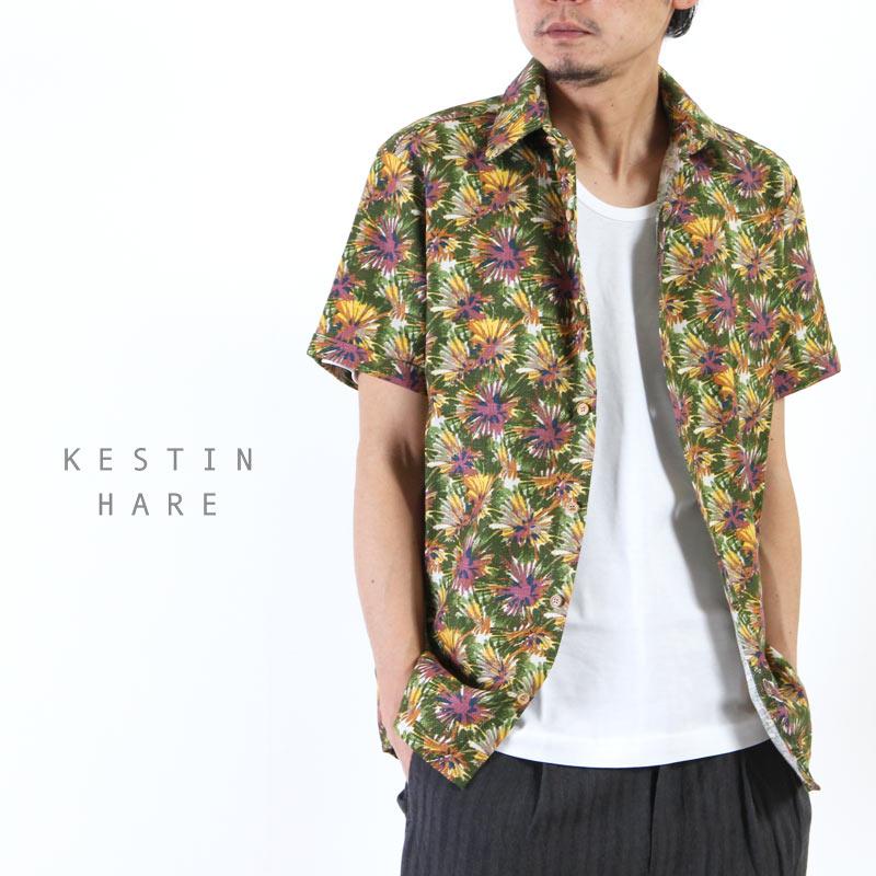 KESTIN HARE(ケスティンエア) TYNEMOUTH SHIRT