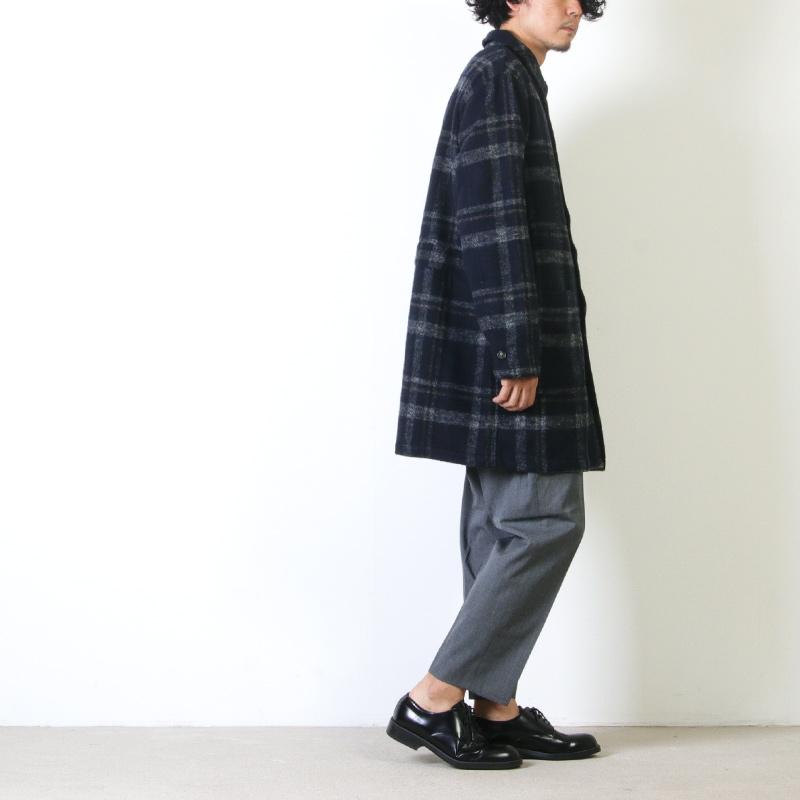 KESTIN HARE(ケスティンエア) SHOP COAT WOOL