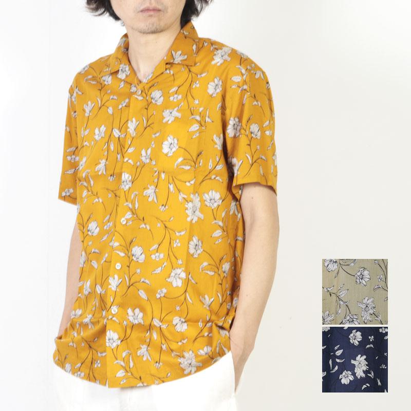 KESTIN HARE (ケスティンエア) CRAMMOND SHIRT / フローラルプリントシャツ