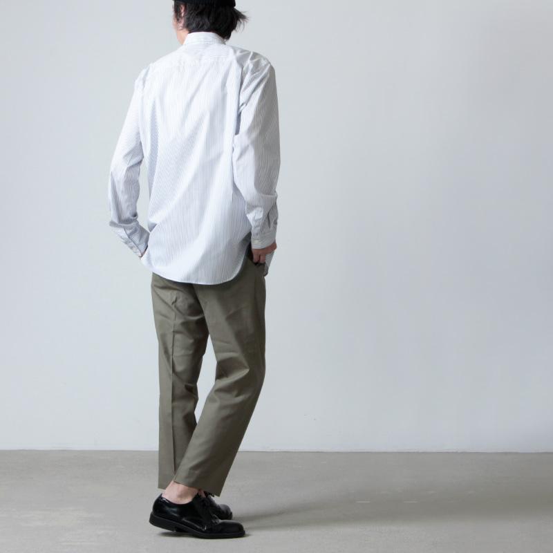 KESTIN HARE(ケスティンエア) LIVERPOOL SHIRT