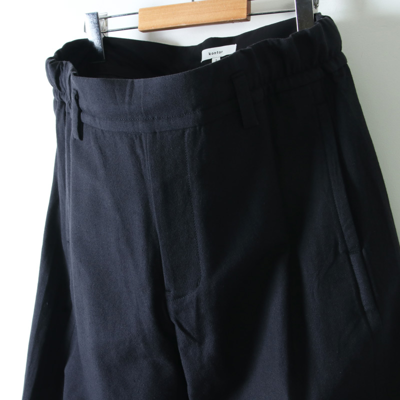 kontor(コントール) DRAWSTRING SEAM PANTS