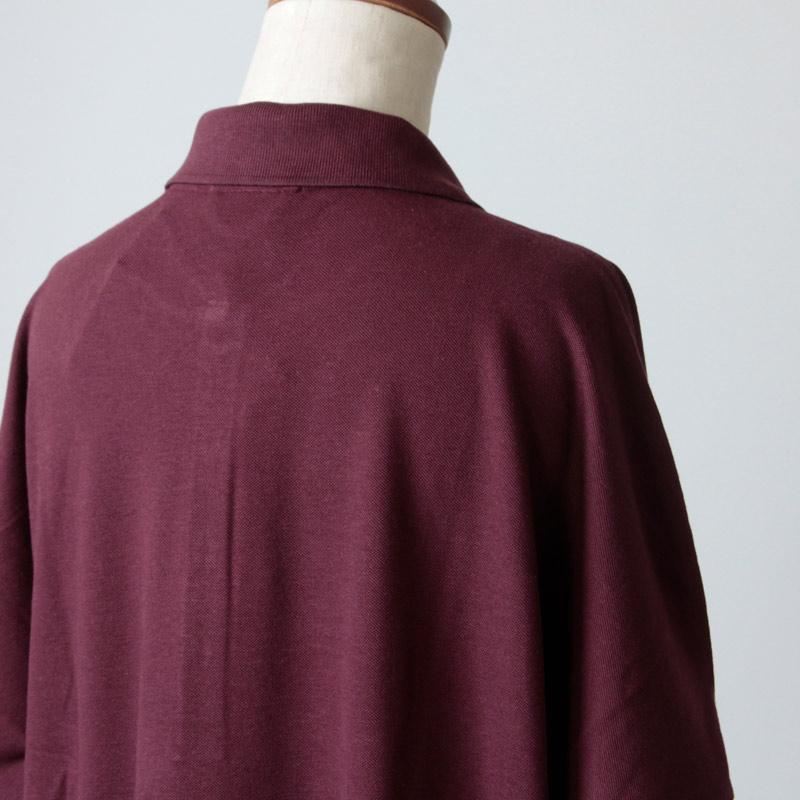 LACOSTE(ラコステ) dress ドルマンスリーブポロワンピース