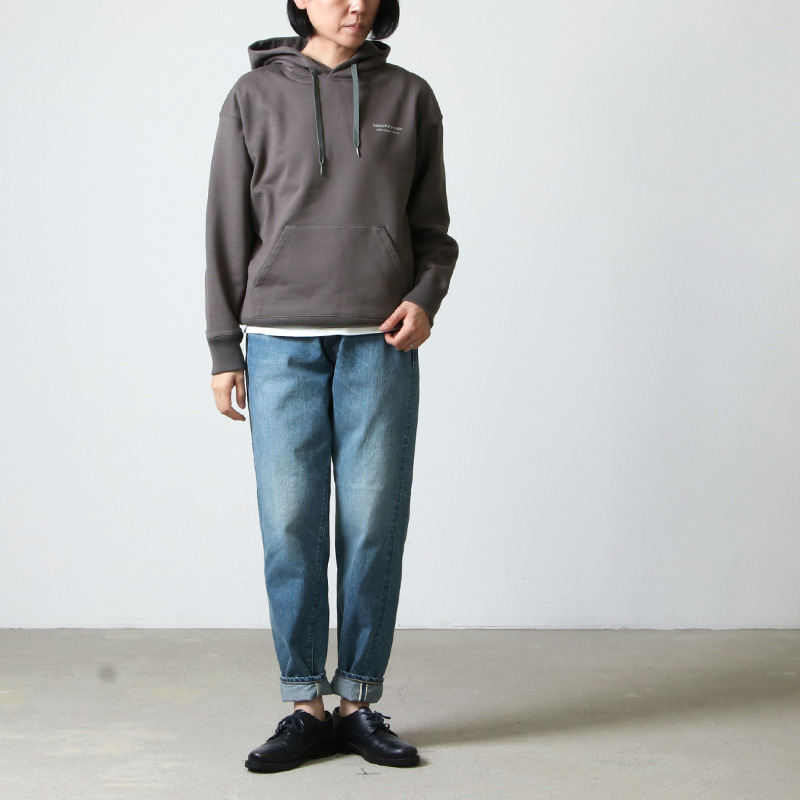 "LENO(リノ) ""LUCY"" HIGH WAIST TAPERED JEANS FADE"