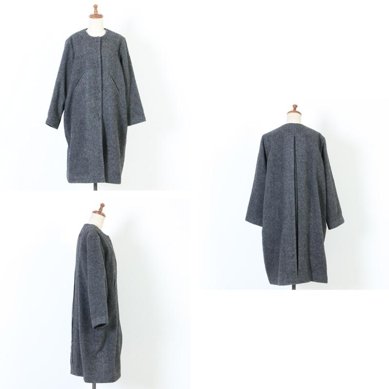 Lin francais d'antan(ランフランセダンタン) Seurat (スーラ) wool alpaca