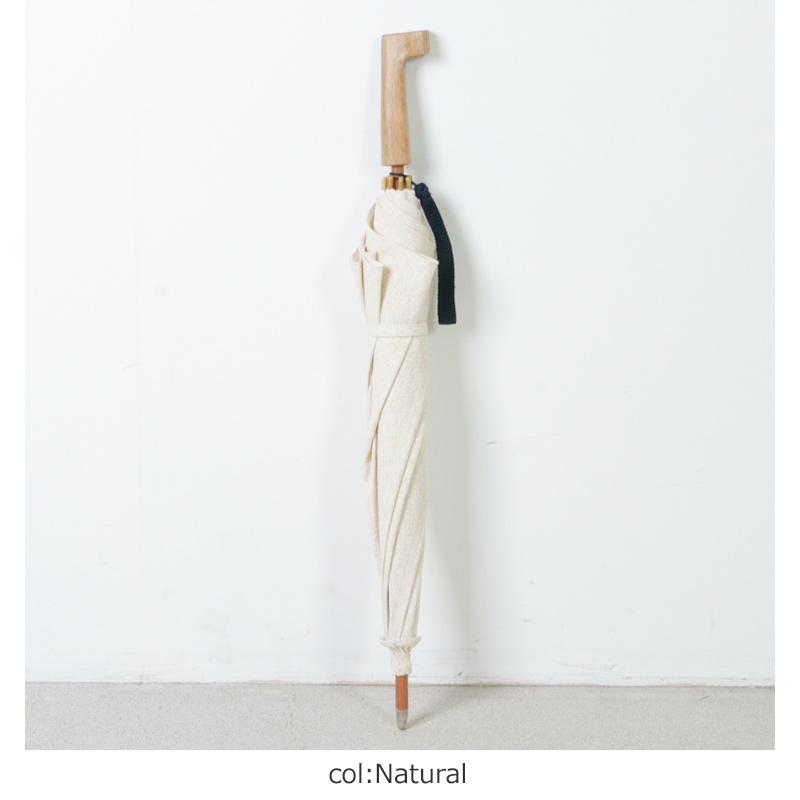 Lin francais d'antan(ランフランセダンタン) Parasol Cotton Linen