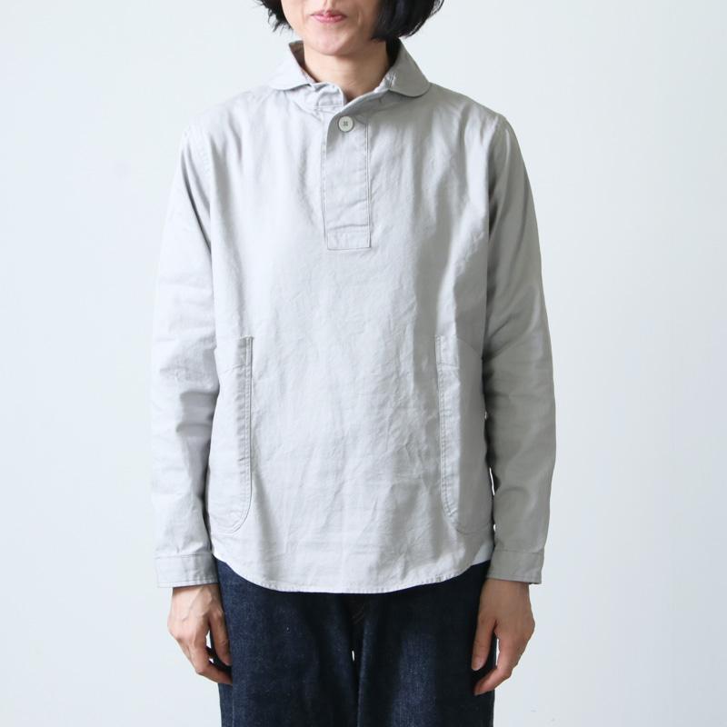 LOLO(ロロ) 定番プルオーバーシャツ size:S