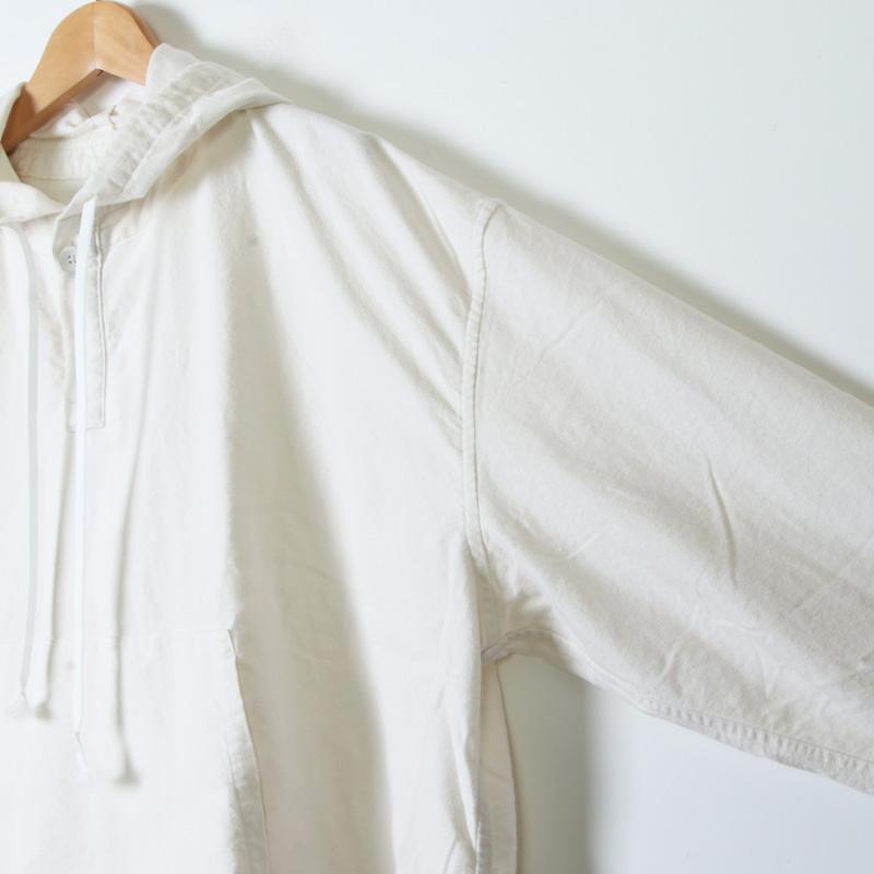 LOLO(ロロ) フード付きプルオーバー ビッグシャツ フランネル size:S