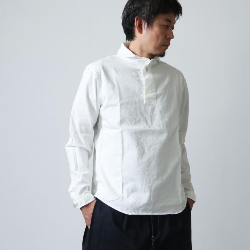 LOLO(ロロ) 定番プルオーバーシャツ