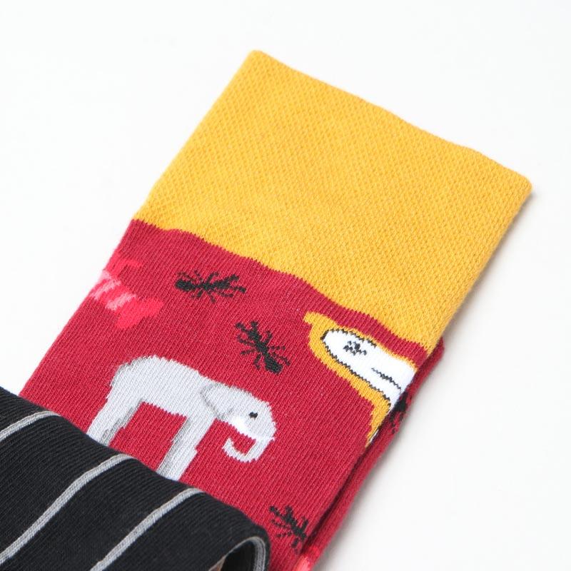 MANY MORNINGS(メニーモーニングス) Regular Socks Salvadorable