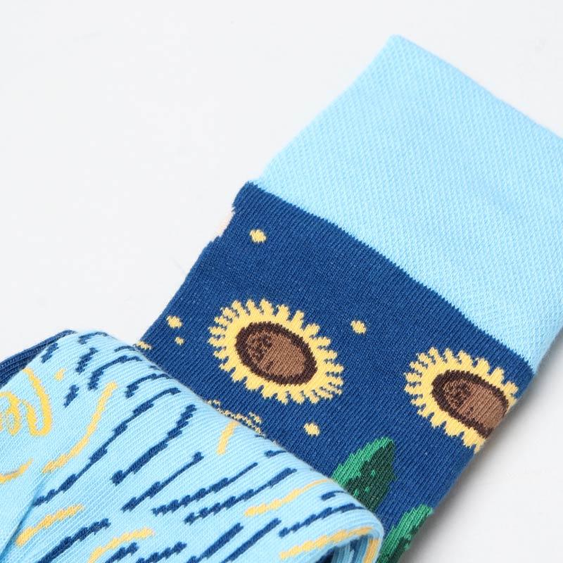 MANY MORNINGS(メニーモーニングス) Regular Socks True Vincent