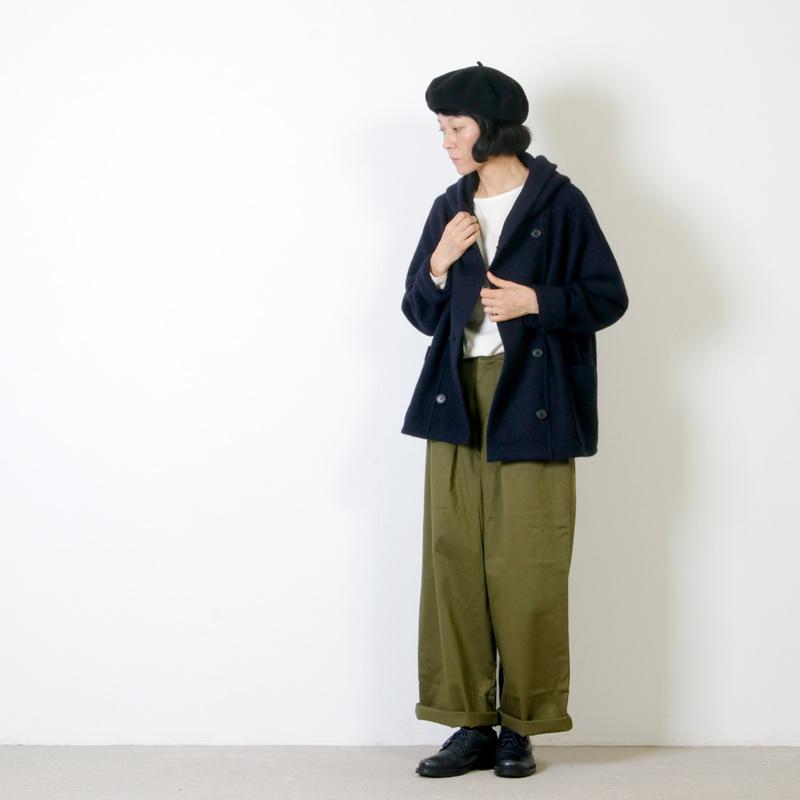 mao made(マオメイド) 圧縮WOOLフードコート