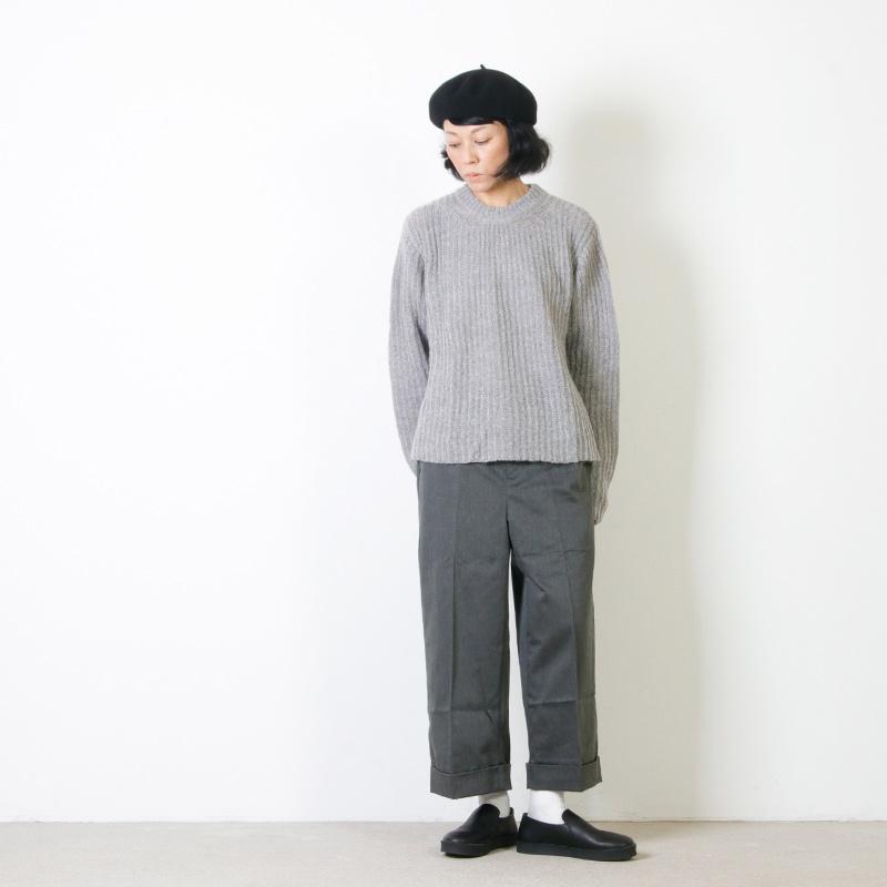 mao made(マオメイド) 1/15 ALPAKA リブニット