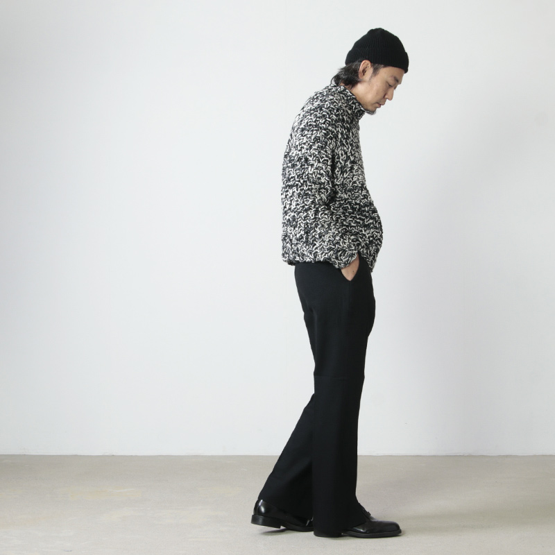 marka(マーカ) HEM SLIT STRAIGHT FIT