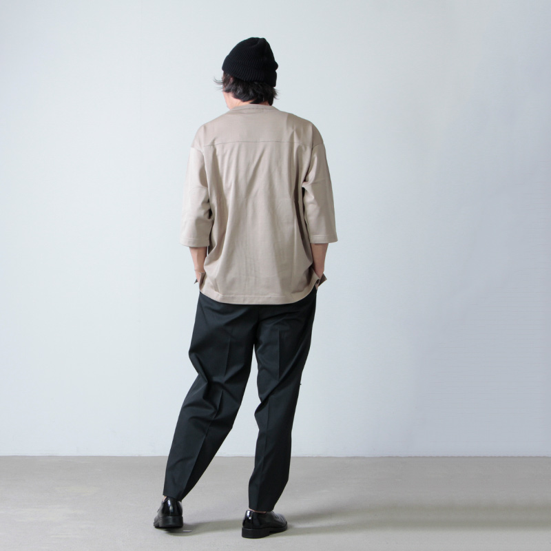 marka(マーカ) 2TUCK COCOON FIT