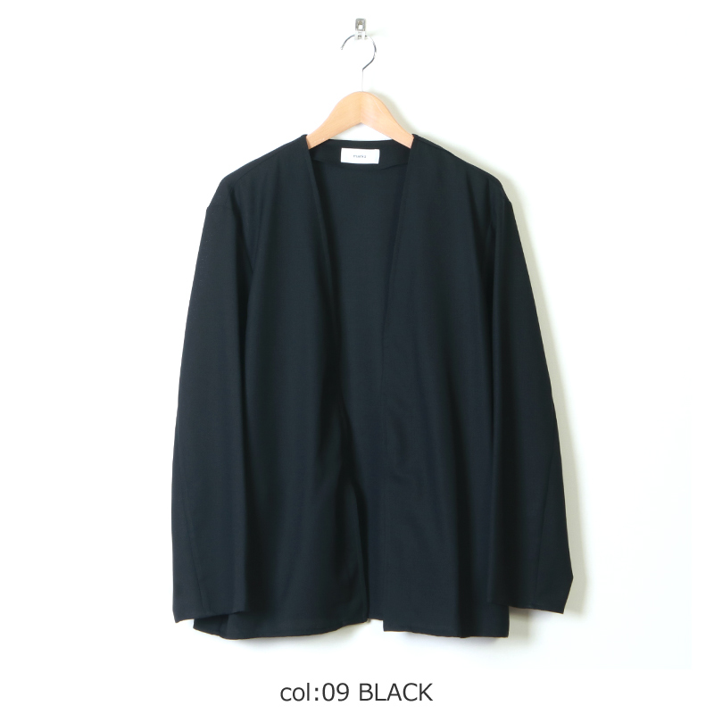 marka(マーカ) NEW MINIMALIST CARDIGAN