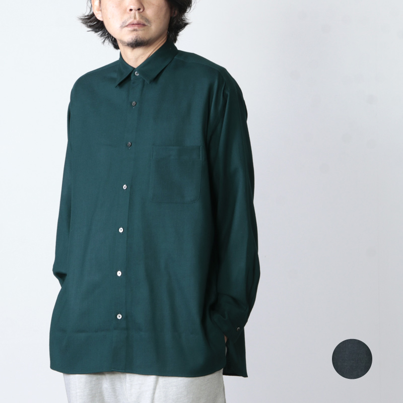 MARKAWARE (マーカウェア) COMFORT FIT SHIRTS / コンフォートフィットシャツ