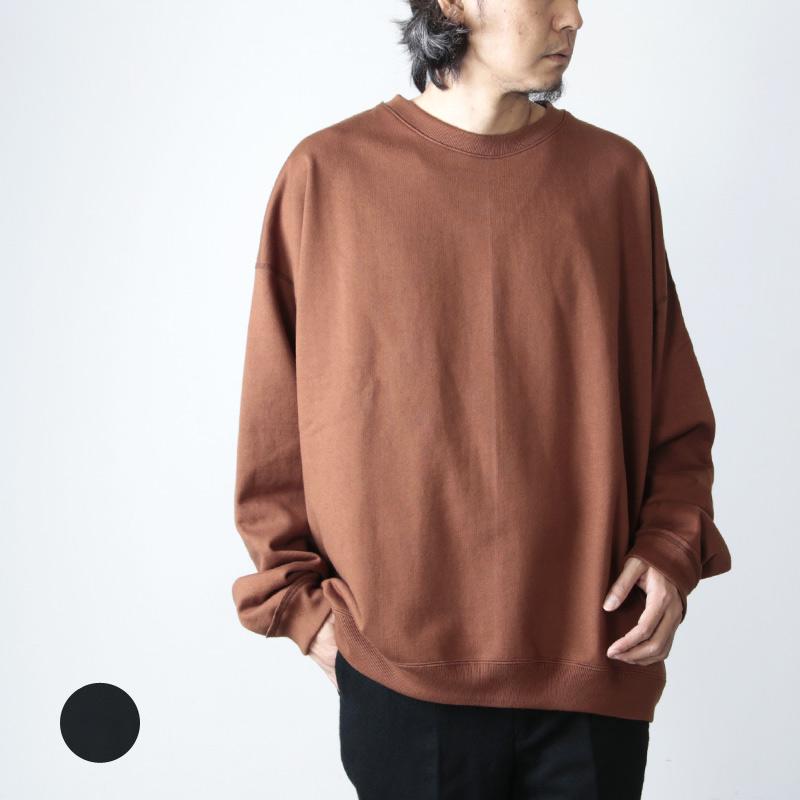 MARKAWARE (マーカウェア) HUGE SWEAT SHIRTS / ヒュージスウェットシャツ