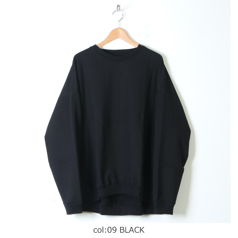 MARKAWARE(マーカウェア) HUGE SWEAT SHIRTS