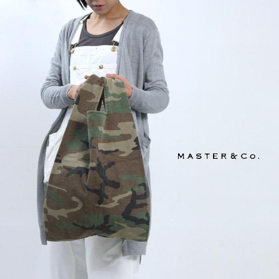 MASTER & Co.(マスターアンドコー) TOTE BAG