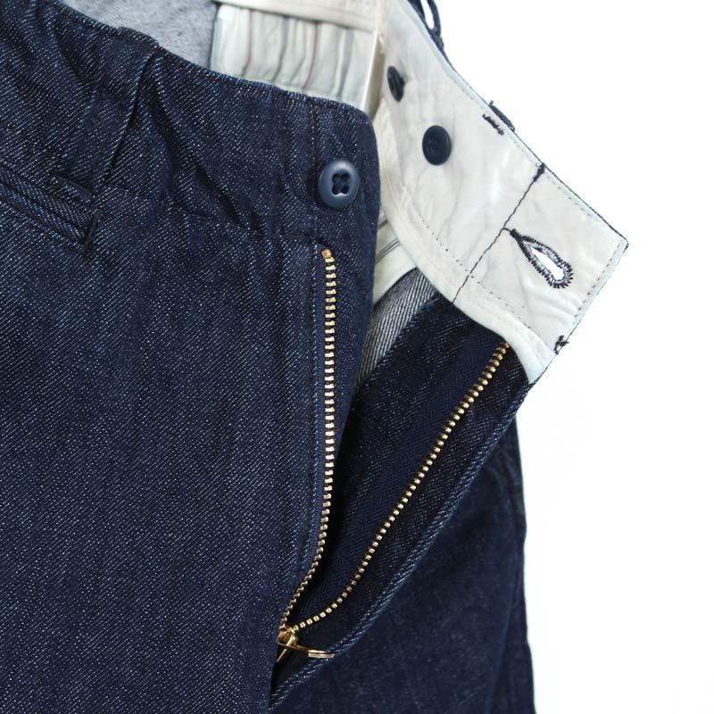 MASTER & Co.(マスターアンドコー) ONE WASHED DENIM SHORT PANTS