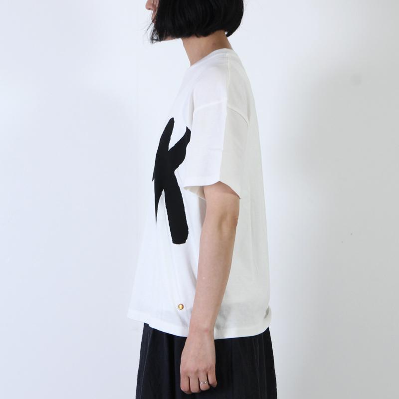 MASTER & Co.(マスターアンドコー) AIRPORT LOGO T-shirt