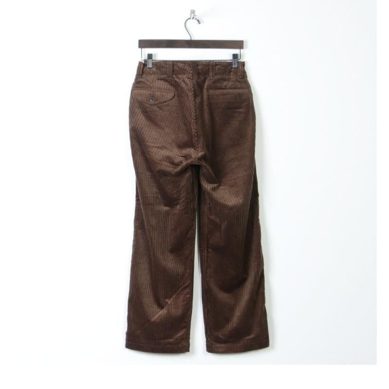 MASTER & Co.(マスターアンドコー) LONG PANTS CORDUROY size:XS