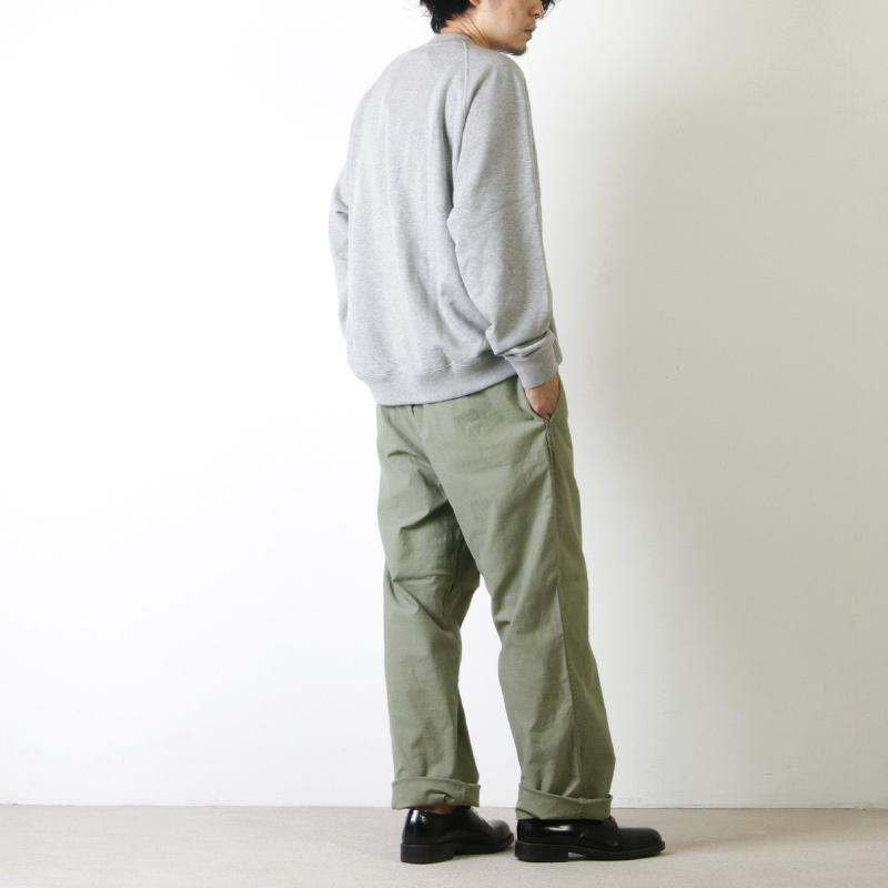 MASTER & Co.(マスターアンドコー) Long Chino パンツ with BELT size:S , M