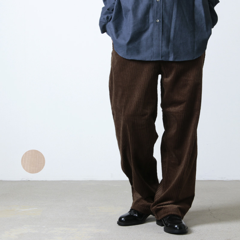 MASTER & Co. (マスターアンドコー) LONG PANTS CORDUROY size:S、M / ロングパンツ コーデュロイ サイズS、M