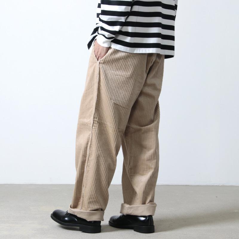 MASTER & Co.(マスターアンドコー) LONG PANTS CORDUROY size:S、M