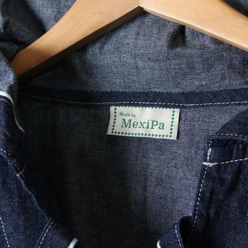 MexiPa(メキパ) Selvage Denim Mexican Parker