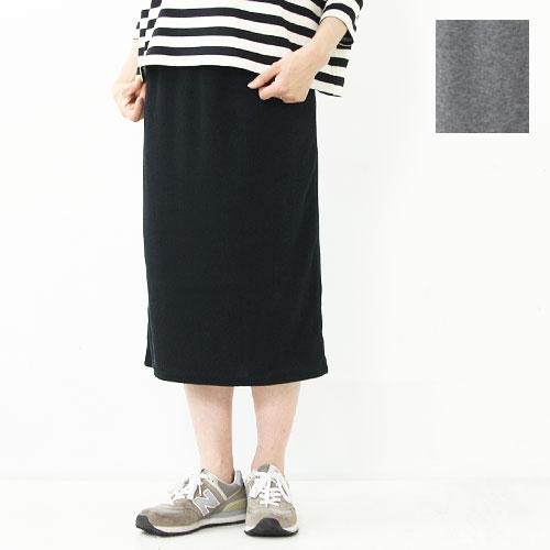 MidiUmi (ミディウミ) パイルスカート