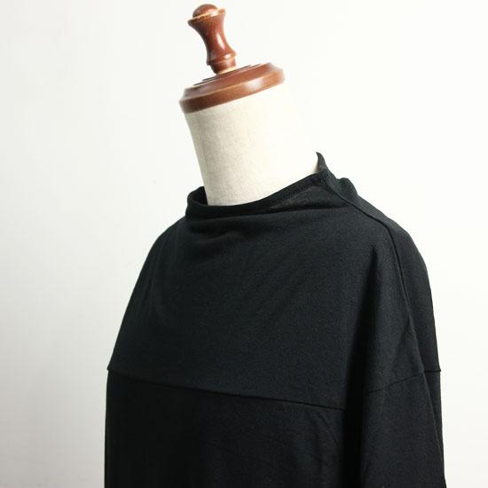 MidiUmi(ミディウミ) ボトルネックシームドワンピース
