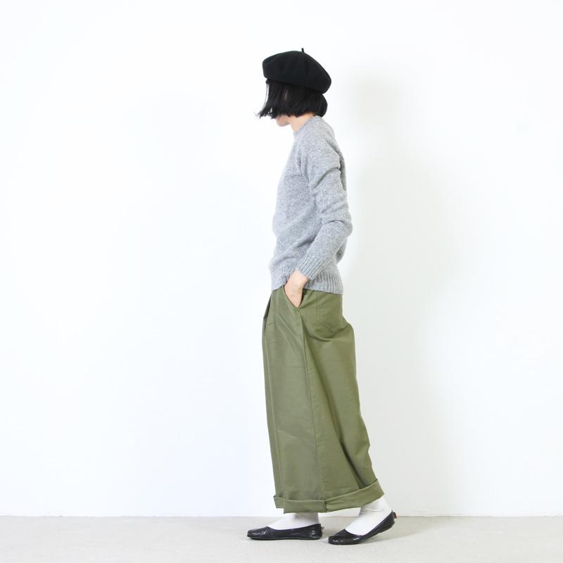 MidiUmi(ミディウミ) ミリタリーパンツ