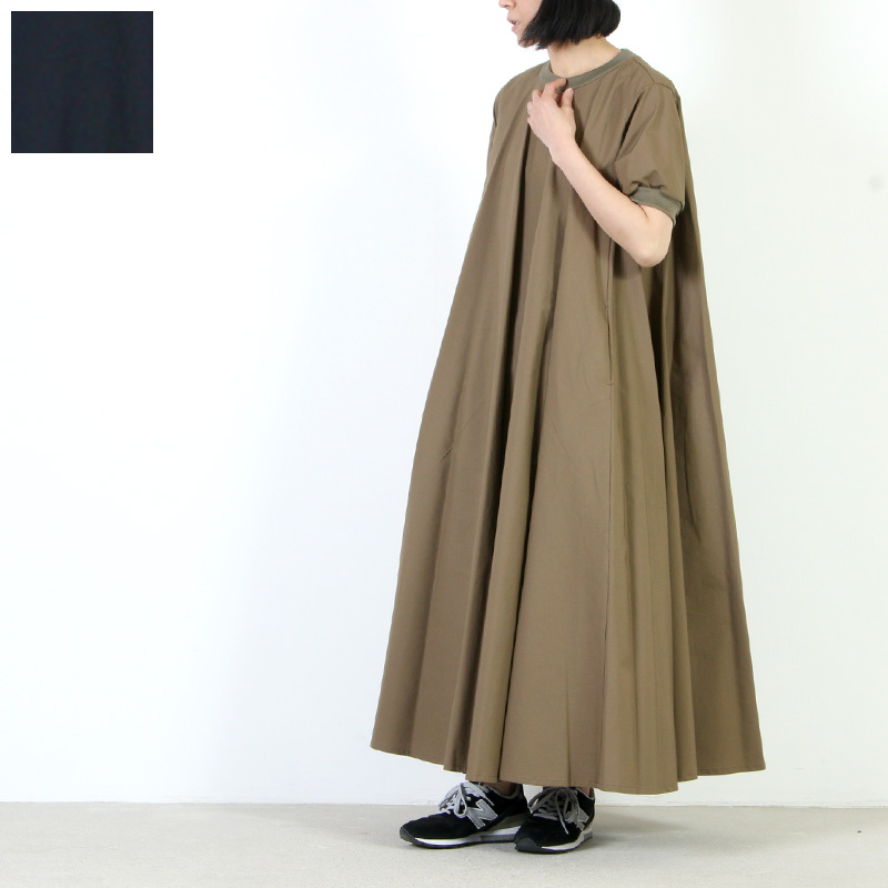 MidiUmi(ミディウミ) メガスプレッドTワンピース