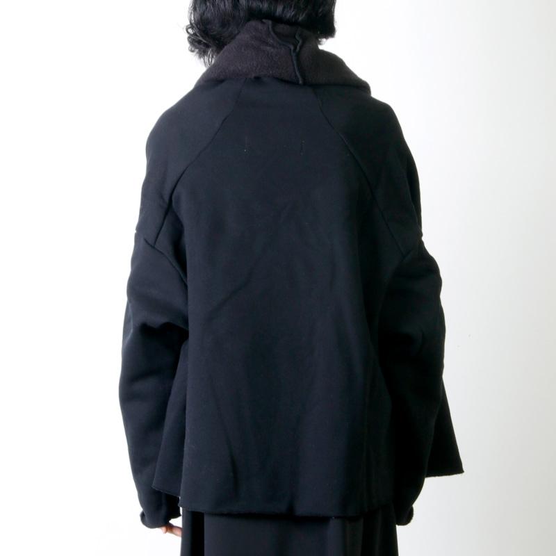 MidiUmi(ミディウミ) バックボア ドレープカーディガン