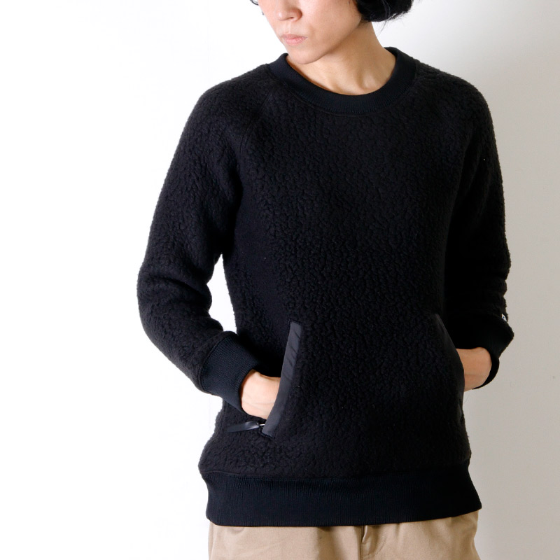 MOUNTAIN EQUIPMENT(マウンテンイクイップメント) Pile Fleece Sweater