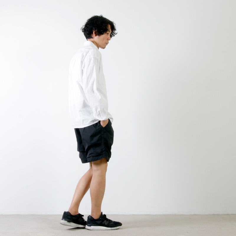 MOUNTAIN EQUIPMENT(マウンテンイクイップメント) Puckering Water Shorts