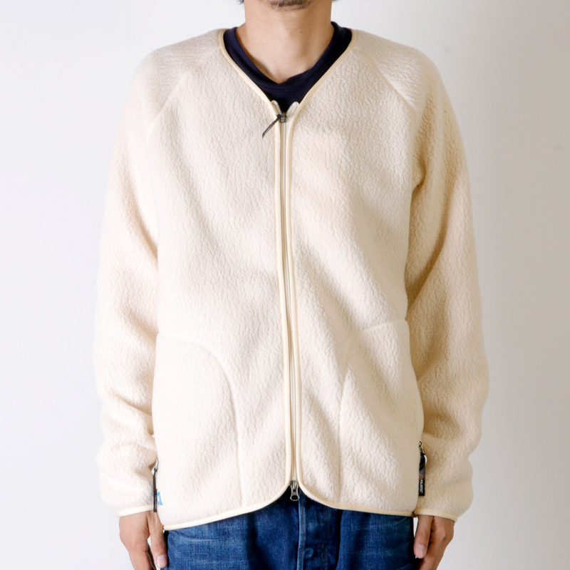MOUNTAIN EQUIPMENT(マウンテンイクイップメント) Pile Fleece Cardigan