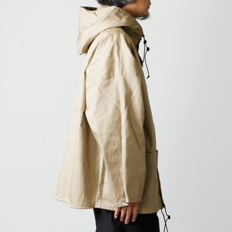 MOUNTAIN EQUIPMENT(マウンテンイクイップメント) FIRE RESISTANT PARKA