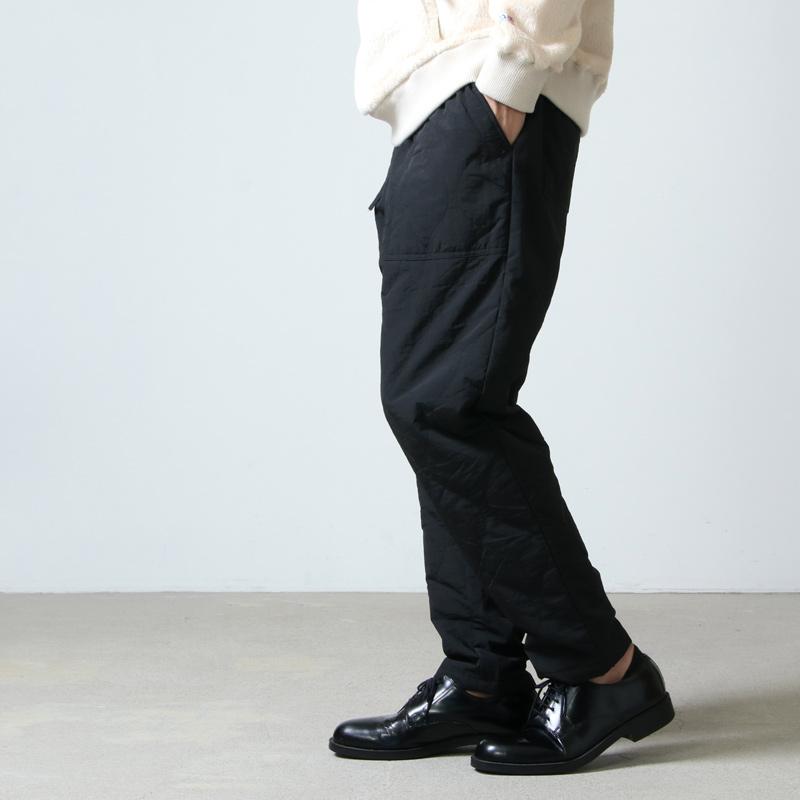 MOUNTAIN EQUIPMENT (マウンテンイクイップメント) QUILTED FATIGUE PANTS #MEN / キルテッドファティーグパンツ