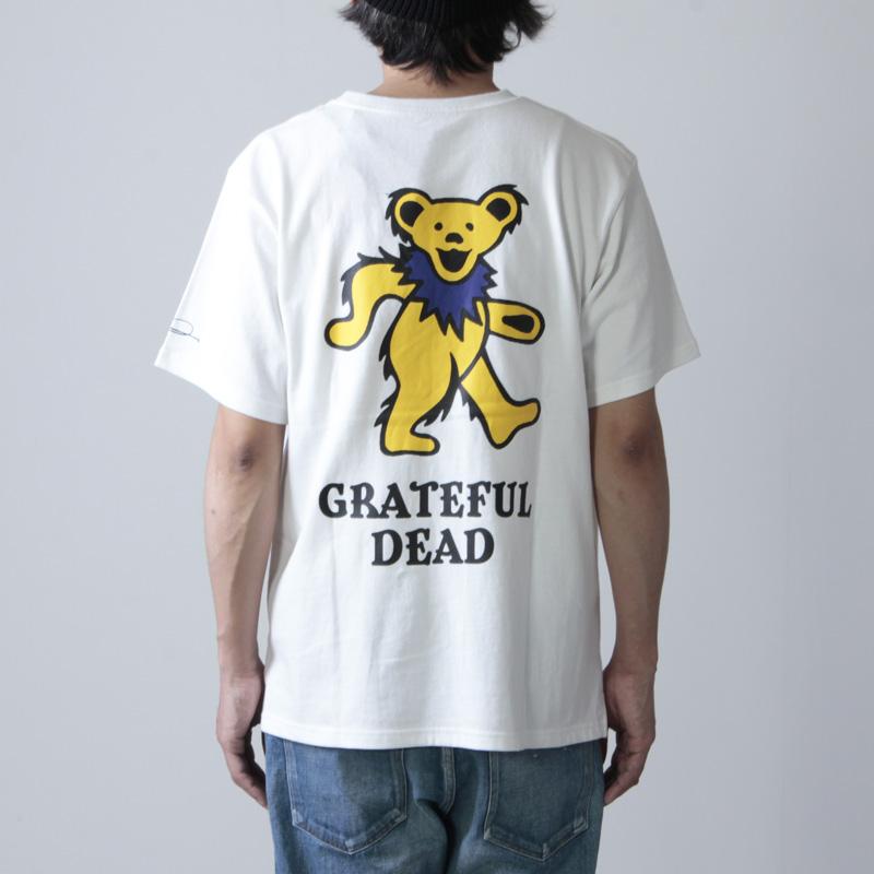MOUTAINSMITH(マウンテンスミス) MOUNTAINSMITH × GRATEFUL DEAD POCKET-T DEAD BEAR