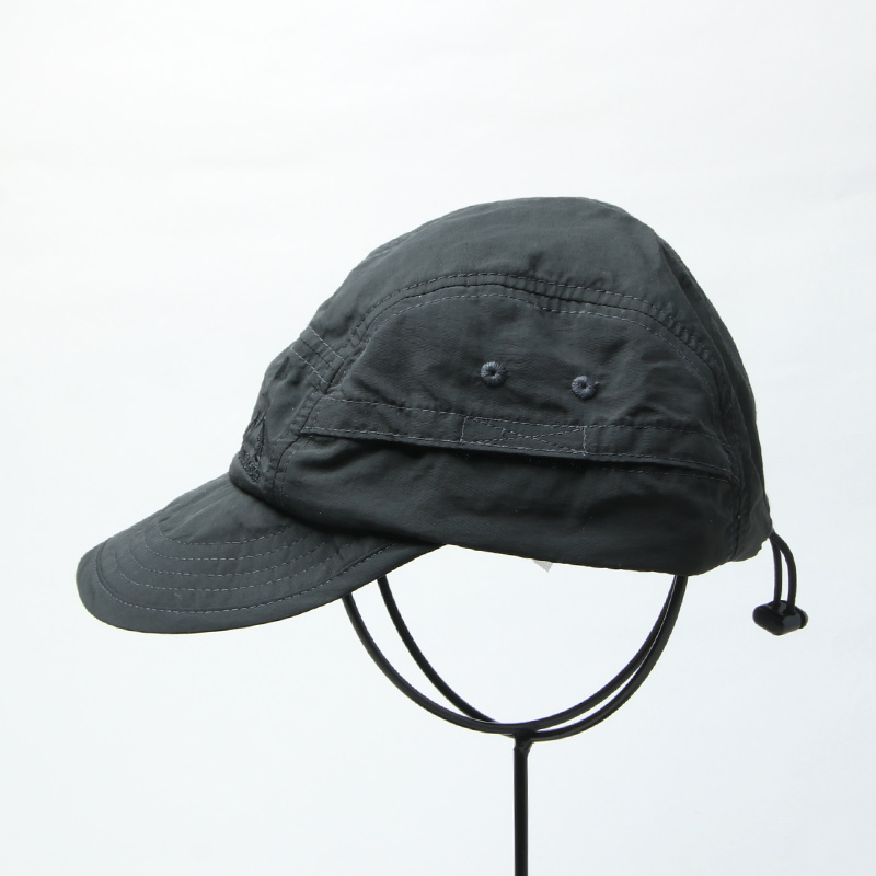 MT.RAINIER DESIGN(マウントレイニアーデザイン) MRD WINDSHED PACKABLE OUTING CAP
