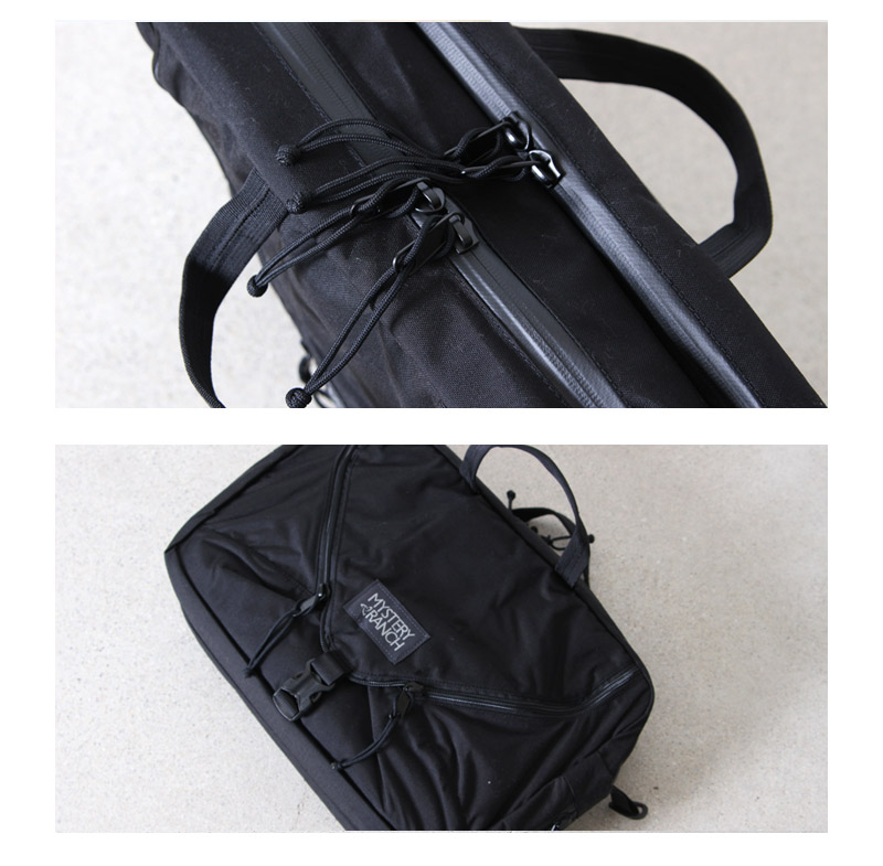 Mystery Ranch(ミステリーランチ) Expandable 3 Way Briefcase