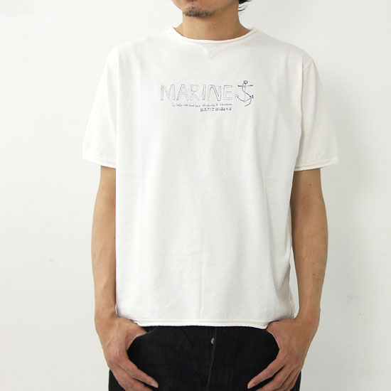 NATIC(ナティック) MARINE刺繍TEE