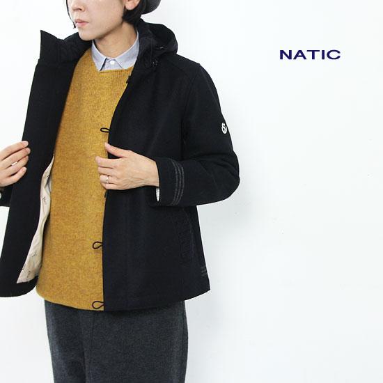 NATIC(ナティック) ダブルメルトンコート