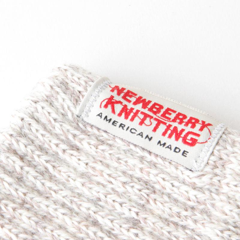 NEWBERRY KNITTING(ニューベリーニッティング) GLOVE