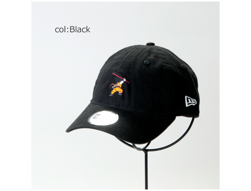 NEW ERA(ニューエラ) 930 DRAGON BALL GOKU BLK