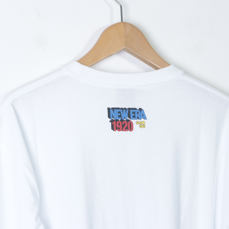 NEW ERA(ニューエラ) SS COTTON TEE DRAGON BALL VS DRAGON WHI